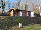 Rental - Cottage (30M²) With Covered Terrace (5M²), 2 Bedrooms - Camping le Grand Cerf