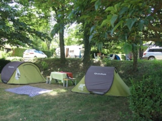 Pitch Nature Package (for tents, caravans and motorhomes)