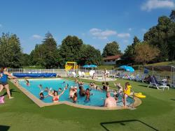 Etablissement Camping Le Grand Cerf - Le Grand Serre