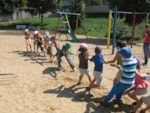 Sport activities Camping Le Grand Cerf - Le Grand Serre