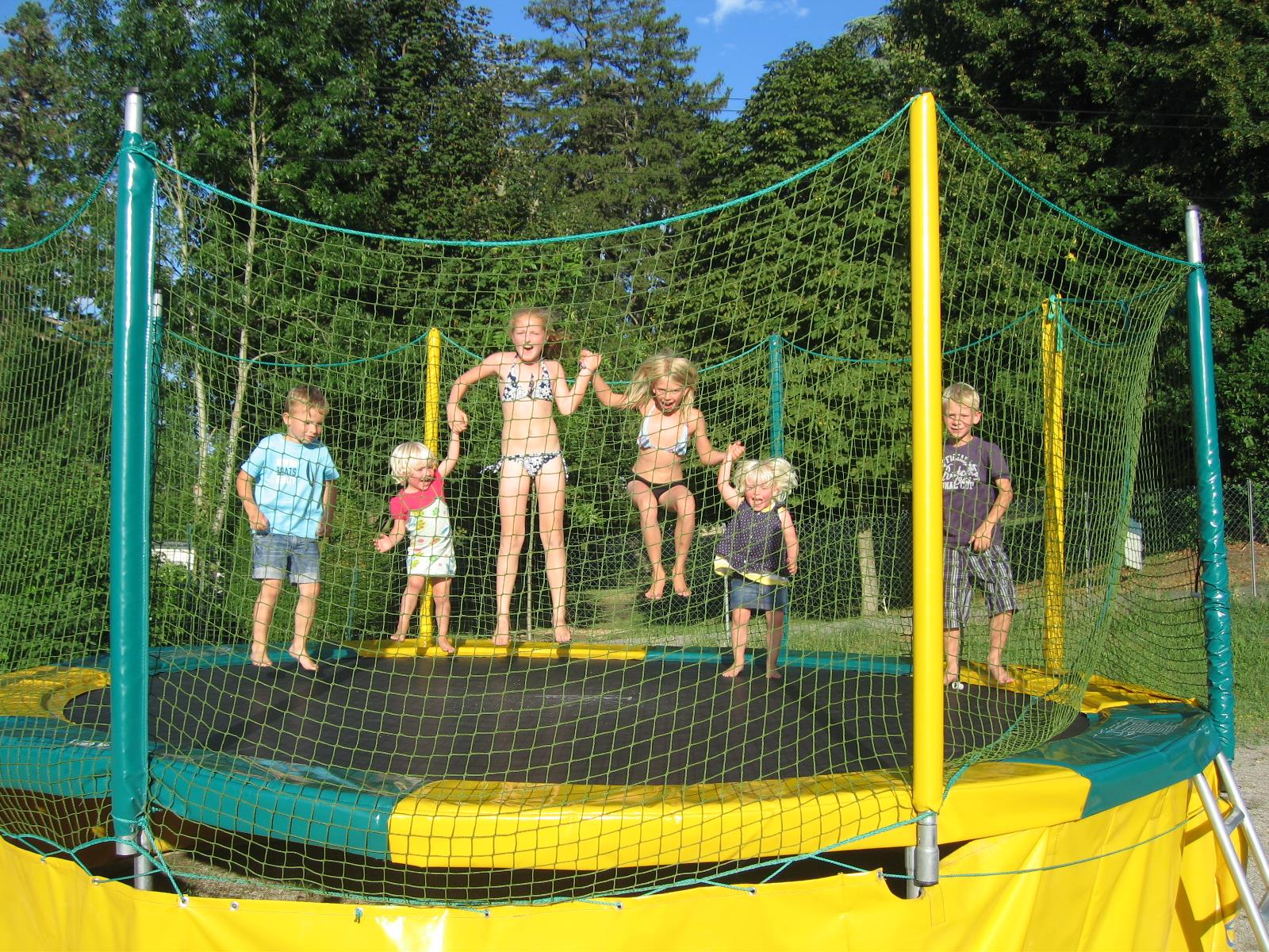 Leisure Activities Camping le Grand Cerf - Le Grand Serre