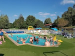 Bathing Camping Le Grand Cerf - Le Grand Serre