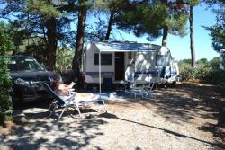 Camping Pitch Sea Side