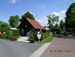 Establishment Camping Des Roses - Quend