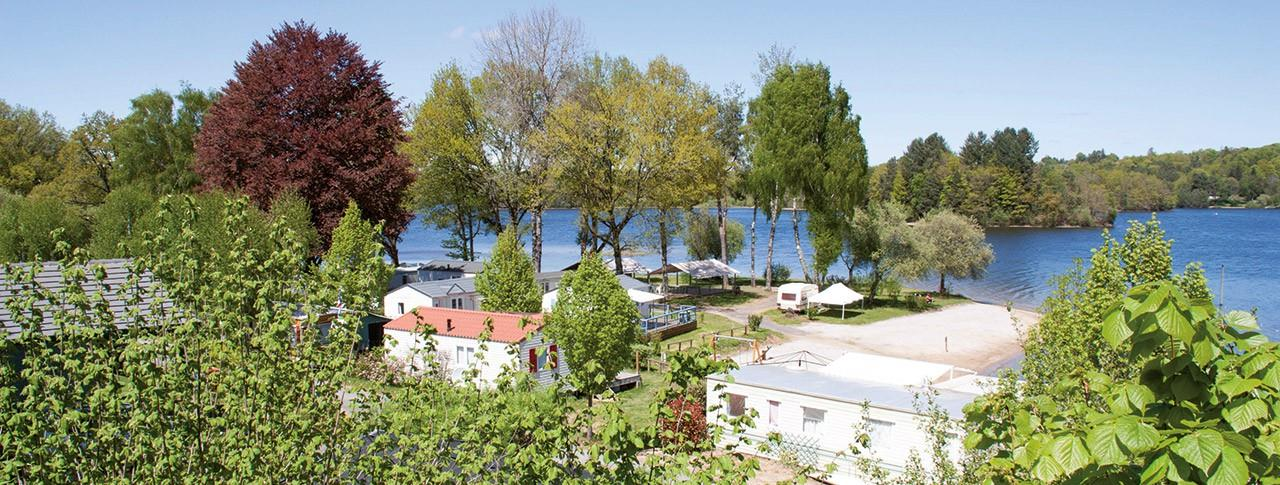Betrieb Flower Camping Le Port de Neuvic - Neuvic
