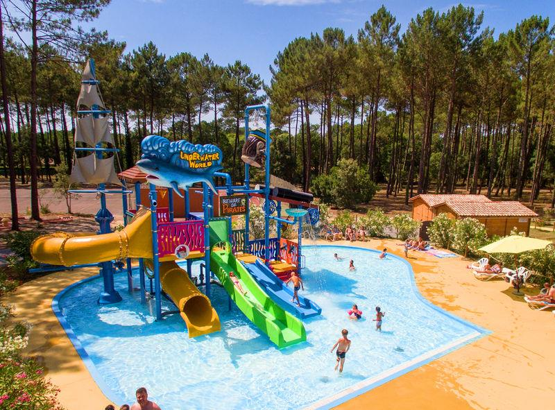 Capfun Camping Land Island, Moliets et Maa, Landes