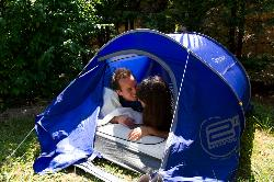 Comfort Package (1 Tent, Caravan / 1 Car / Electricity 6A)