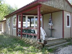 Chalet RÊVE 35 m² (2 chambres)
