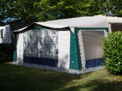 Caravan 8-10m² (without toilet blocks)