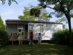 Lond duration off-season monthly package for 2 pers in O'Phéa Mobile home 33m2. High comfort