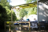 Rental - Mobil Home  4 pers + baby as 5th person - Camping Sites et Paysages AU BOIS JOLI