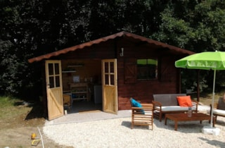 Chalet 'Bonne Route', Cosy Chalet From 15 M2, For 4 Persons