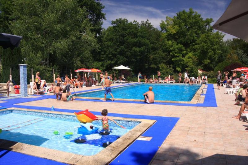 Mare, piscina Camping Sites et Paysages AU BOIS JOLI - Andryes
