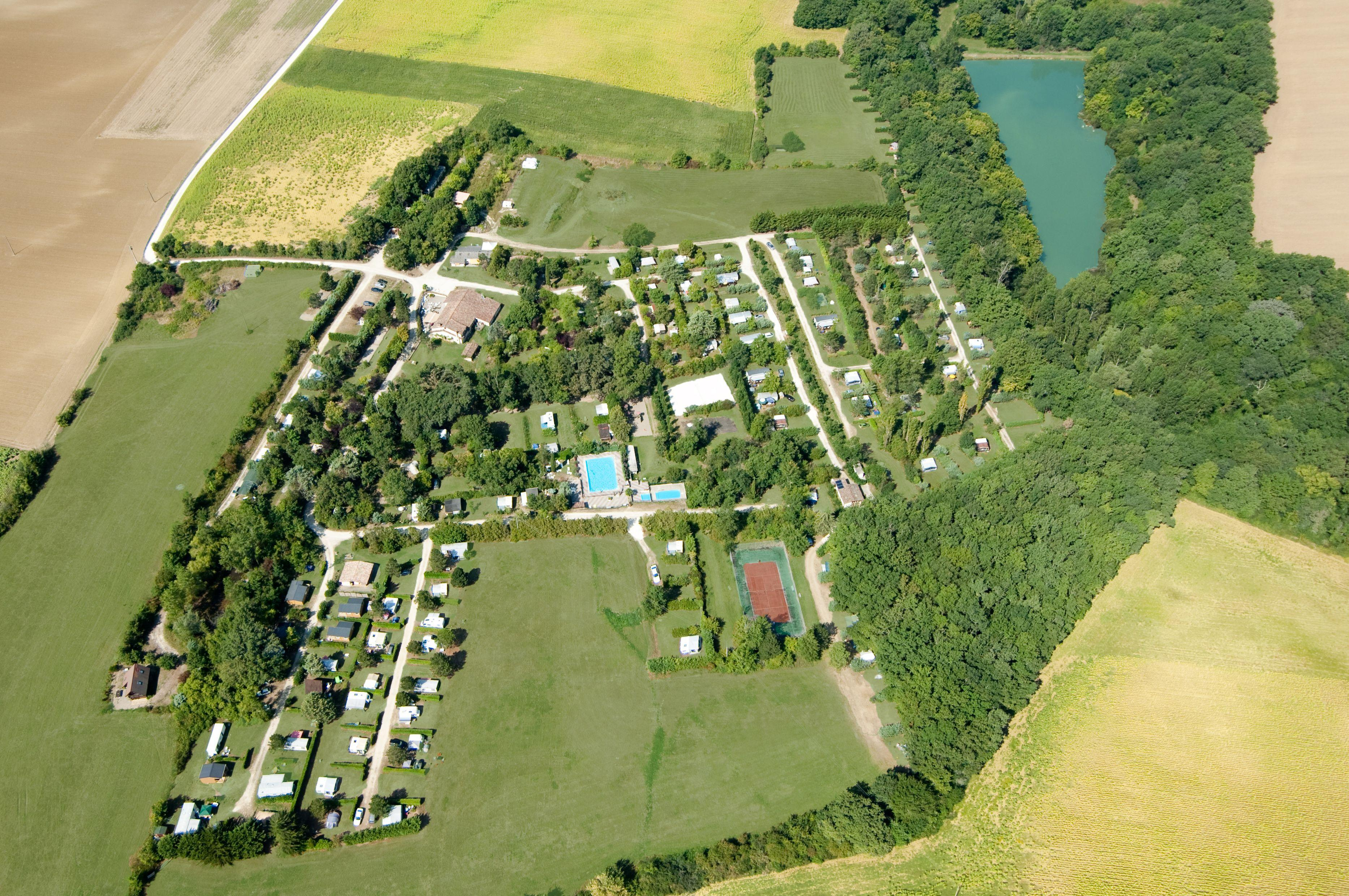 Establishment Camping Naturiste  Deveze - Gaudonville