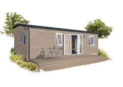 Mobile Home Aqua 2 -2 Bedrooms / 2 Bathrooms + Air Conditioning 2/6 Pers.