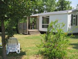 Mobile home Cottage Loggia - 2 bedrooms / 1 bathroom