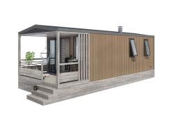 New  Mobile Home Panoramique - 2 Bedrooms / 1 Bathroom + Air Conditioning