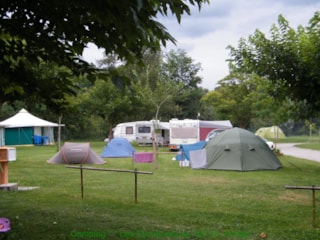 Pitches +camping-car