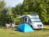 Pitch - Pitch+ camping-car - Camping Les Eychecadous