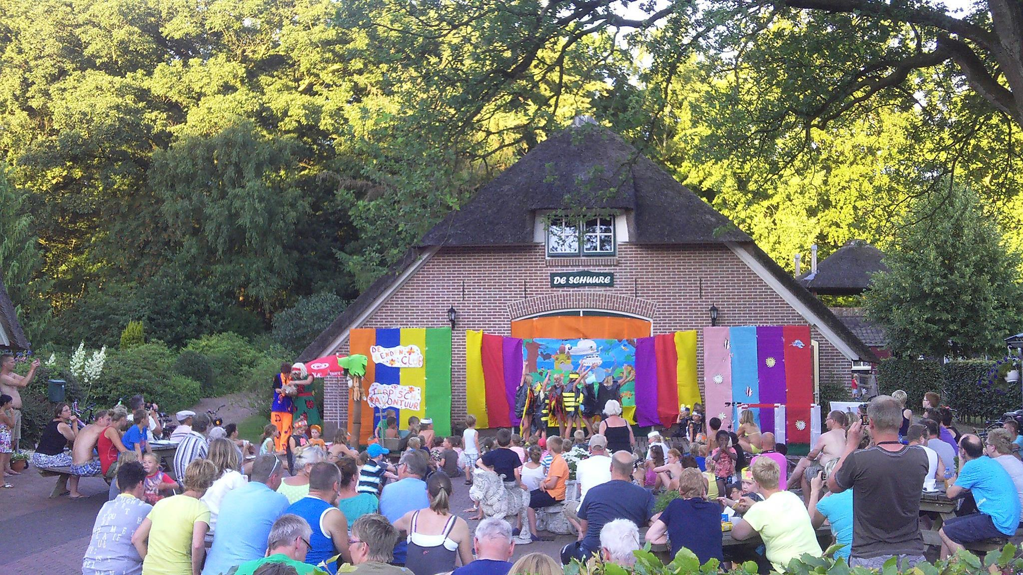 Entertainment organised Camping De Helfterkamp - Vaassen