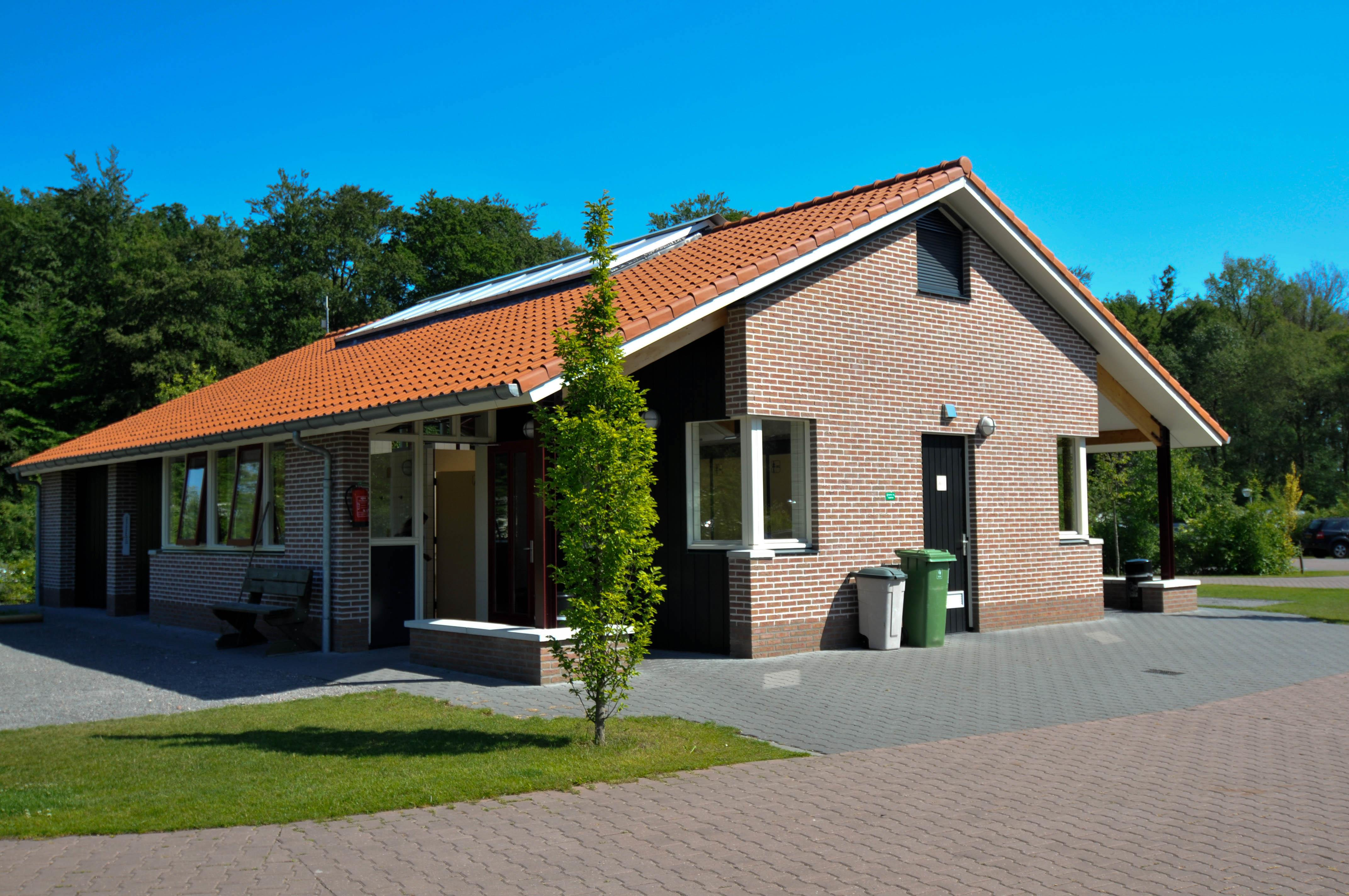 Services & amenities Camping De Helfterkamp - Vaassen