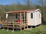 Rental - Mobile Home Confort + 24M² (2 Bedrooms) - Camping du Lac