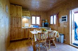 Chalet in legno  35m² (2 camere) 2005