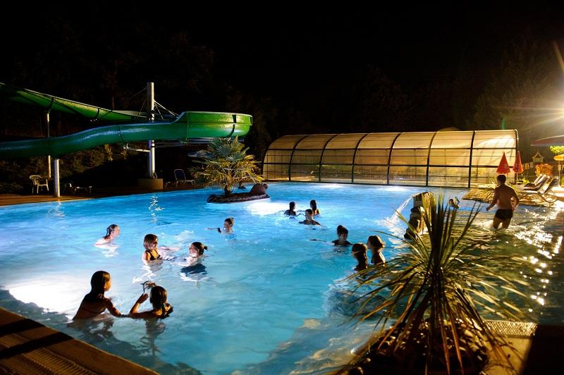 Camping sites et paysages aramis camping marsan 32250 for Club piscine montreal locations