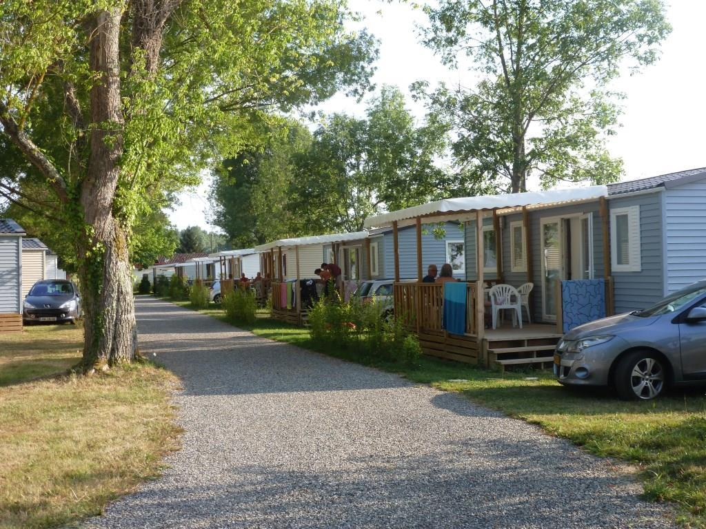 Mobil-home 32m²