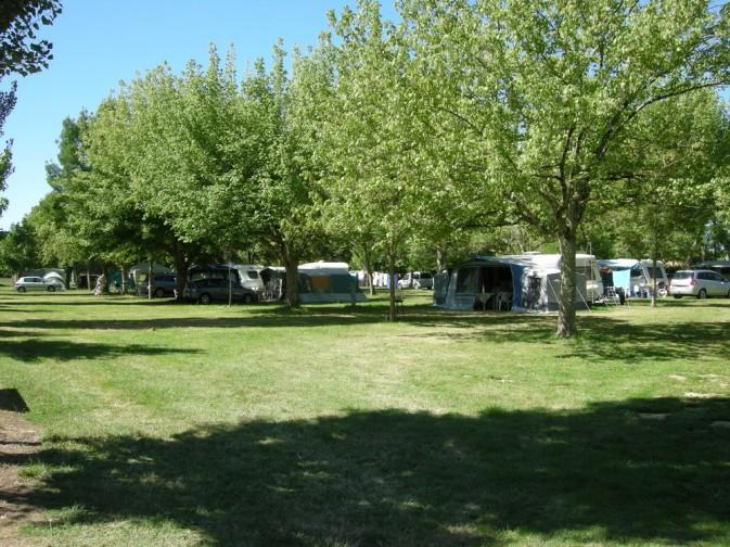 Struttura Camping Les Berges Du Gers - Masseube