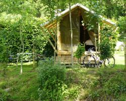 Establishment Camping De La Rouvre - Menil Hubert Sur Orne