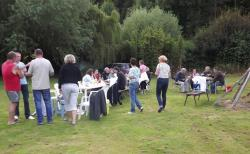 Entertainment organised Camping De La Rouvre - Menil Hubert Sur Orne