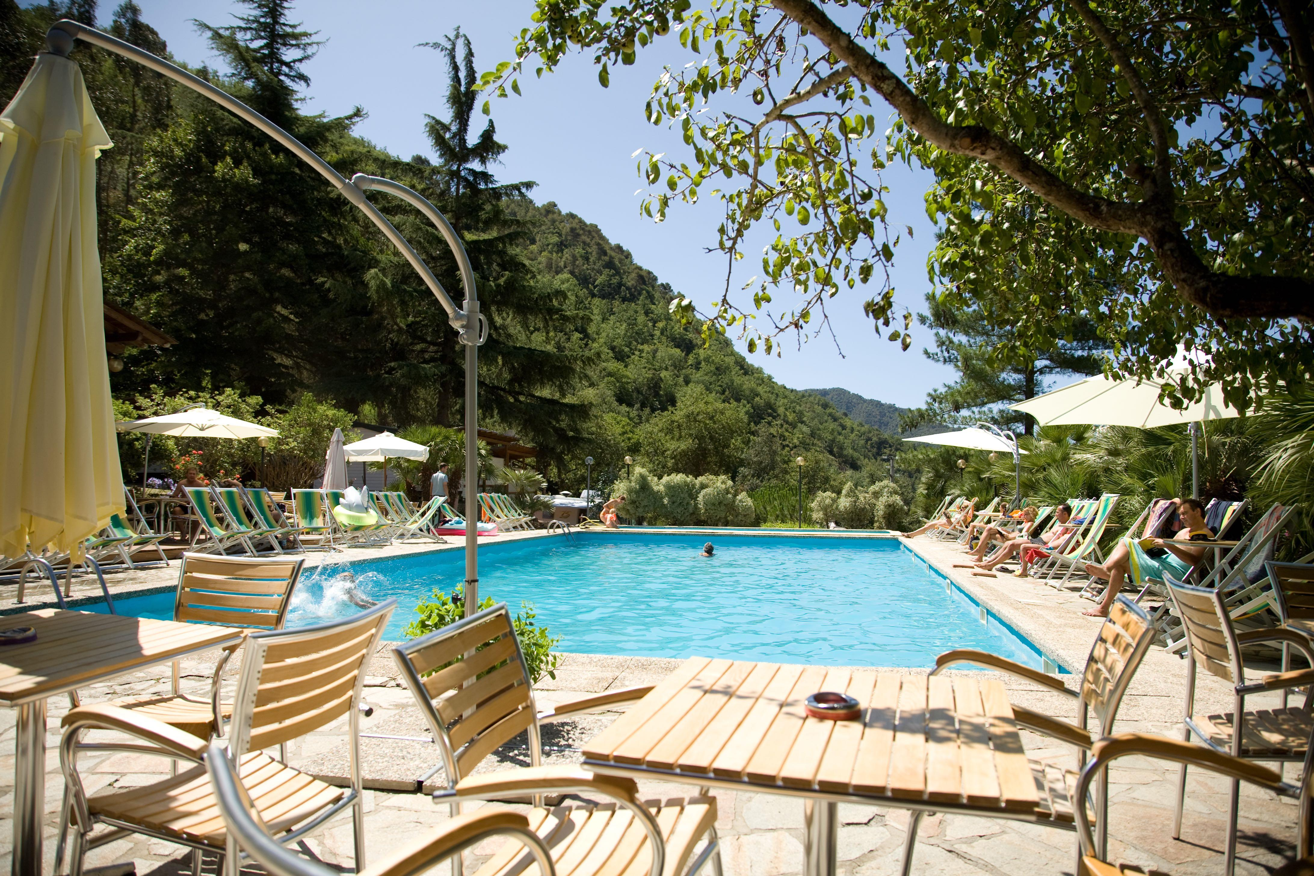 Zwemplezier Camping Delle Rose - Isolabona