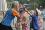 Entertainment organised Camping Delle Rose - Isolabona