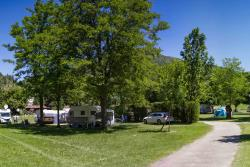 Establishment Camping De La Clairette - Espenel