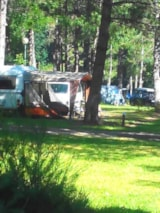 Pitch - Pitch + tent , caravan or camping-car - Camping le Vianon