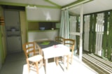 Rental - Chalet Robinson - Camping le Vianon