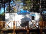 Rental - Bambi Without Toilet Blocks - Camping le Vianon