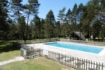 Bathing Camping le Vianon - PALISSE