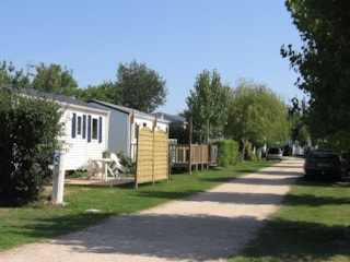 Mobile home Saphir 3 bedrooms