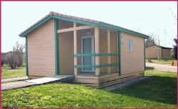 Accommodation - Chalet With Wheelchair Access - Camping Champ d'Eté