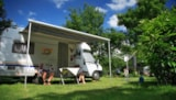 Pitch - Pitch Package 1/2 pers - Camping L'Isle Verte