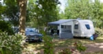 Piazzole - Pitch package with river view on Loire - Camping L'Isle Verte