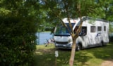 Pitch - package with electricity + river view - Camping L'Isle Verte
