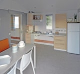 Rental - Cottage 2 chambres 4pers Accessible PMR - Camping L'Isle Verte