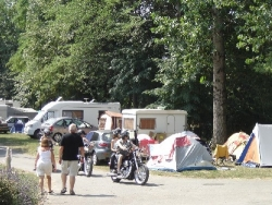 Pitch + 1 caravan or tent + 1 vehicle + electricity +