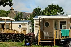 Mobile home 29m² + terrace - 2 bedrooms