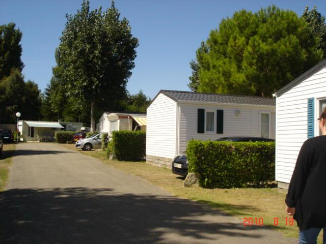 Mobile home 5 years + terrace - Category B