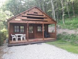 Location - Chalet Drumana N°32 - CAMPING LA COMBE D'OYANS