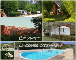 Establishment Camping La Combe D'oyans - Rochefort/Samson